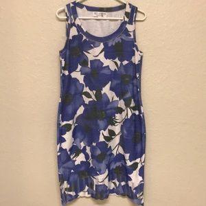St John collection Floral print dress